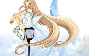 Anime - Chobits Wallpapers and Backgrounds ID : 160490