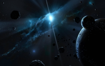 Fantascienza - Quasar Wallpapers and Backgrounds ID : 160670