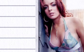 Celebrity - Lindsay Lohan Wallpapers and Backgrounds ID : 160790