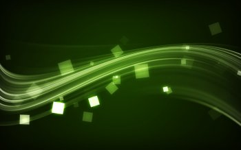 Abstract - Green Wallpapers and Backgrounds ID : 160810