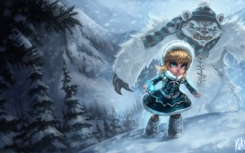 Gry Wideo - League Of Legends Wallpapers and Backgrounds ID : 160990