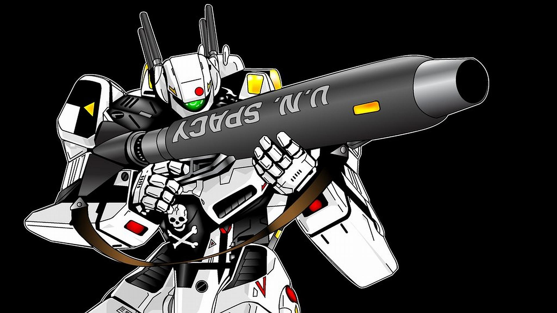 gifs robotech: