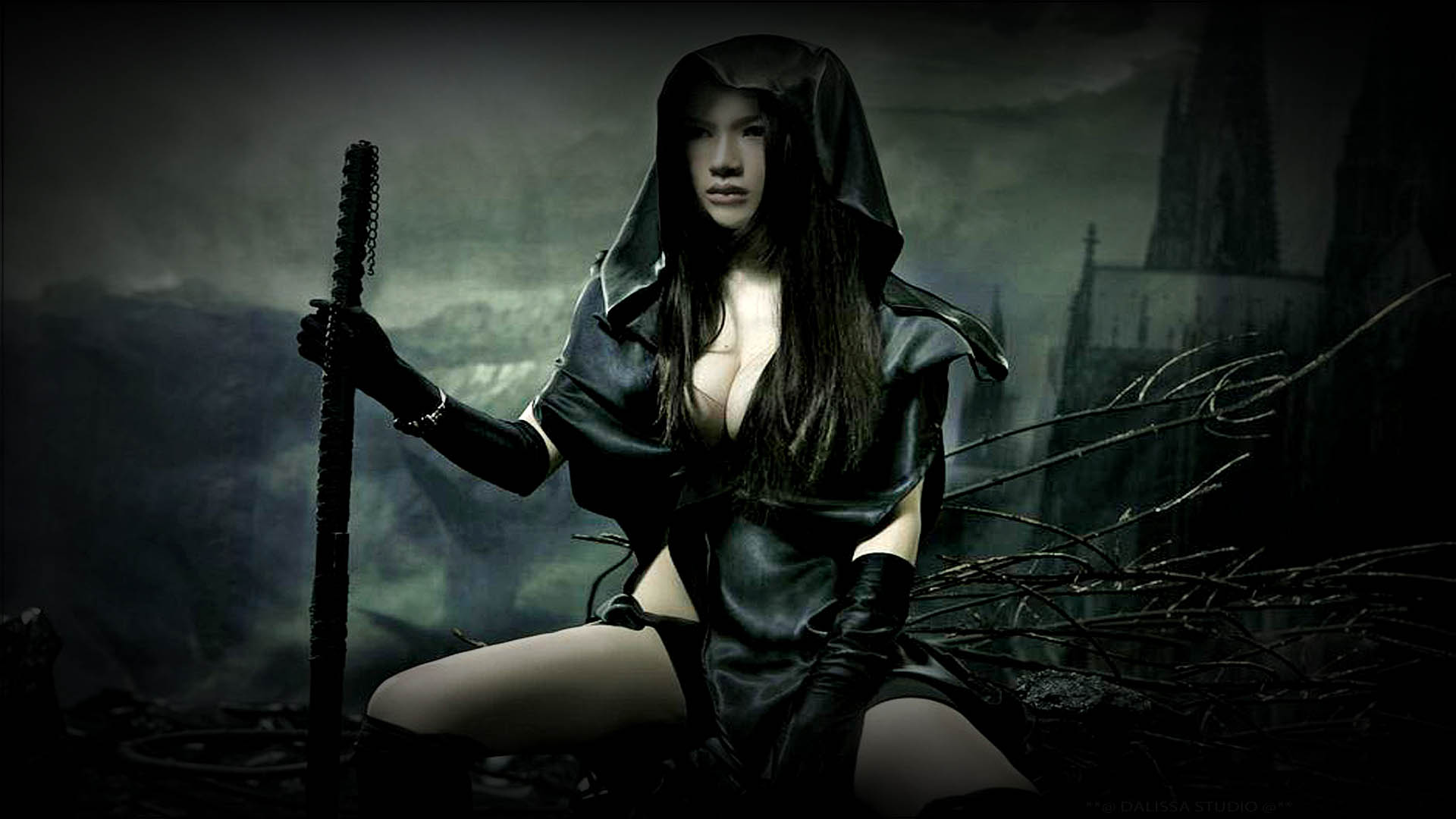women warrior full hd wallpaper and background | 1920x1080 | id:161662