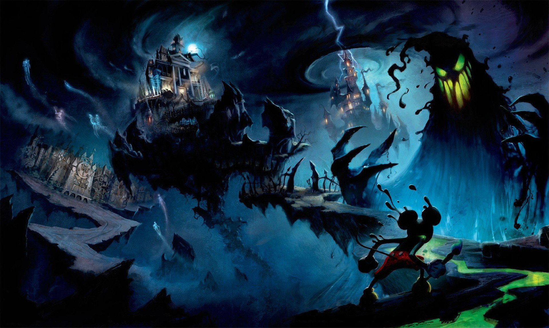 21 Disney HD Wallpapers Backgrounds Wallpaper Abyss