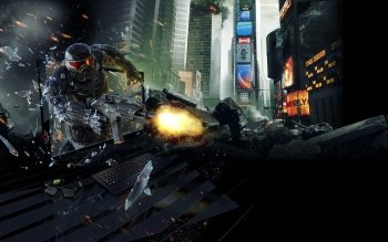 Computerspel - Crysis 2 Wallpapers and Backgrounds ID : 161710