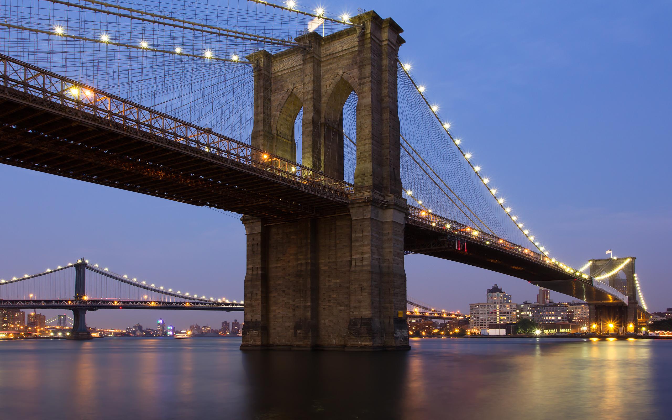 brooklyn bridge computer wallpapers desktop backgrounds