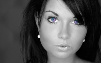 Women - Eye Wallpapers and Backgrounds ID : 162080