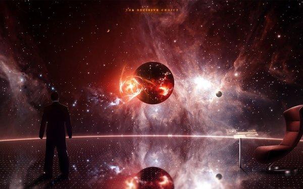 Video Game Mass Effect 2 Mass Effect Illusive Man HD Wallpaper | Background Image