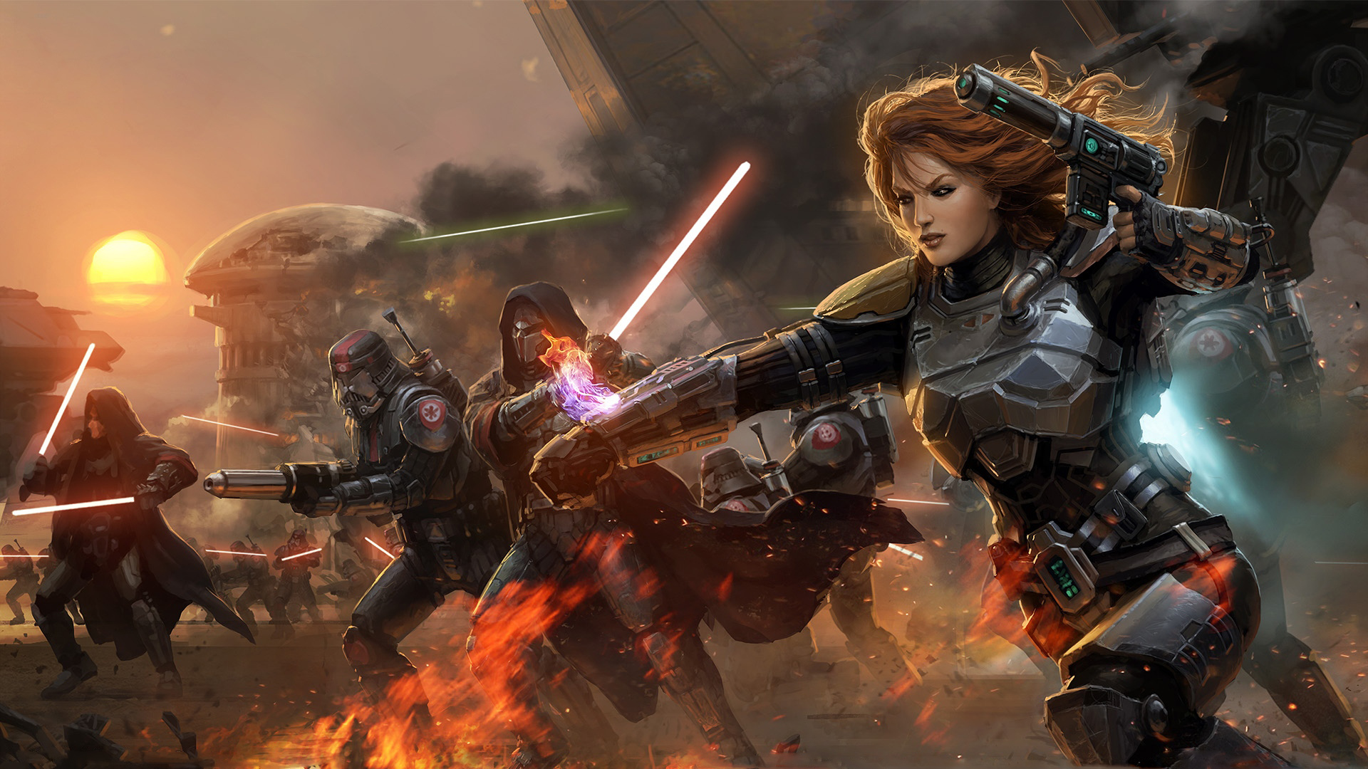 Star Wars Old Republic Wallpaper: Proioxis Full HD Wallpaper And Background Image