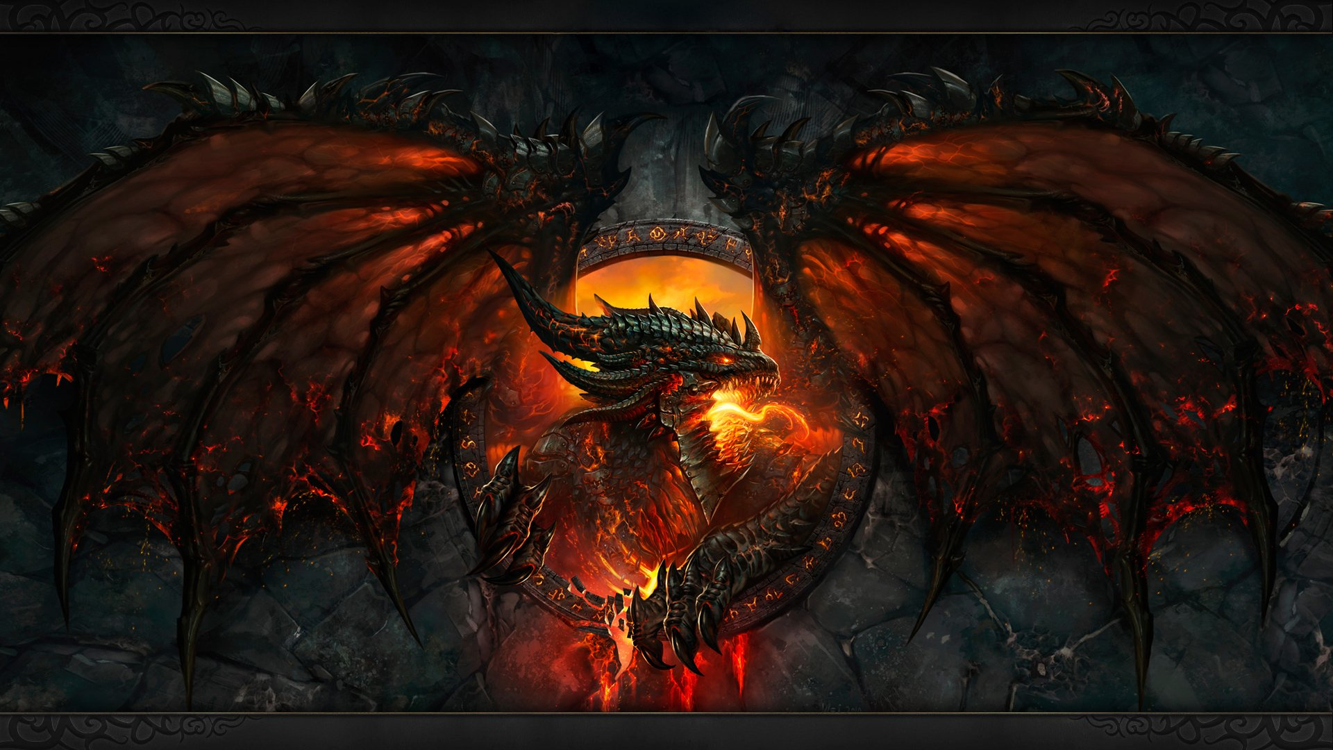 41 World Of Warcraft Cataclysm Hd Wallpapers Background Images