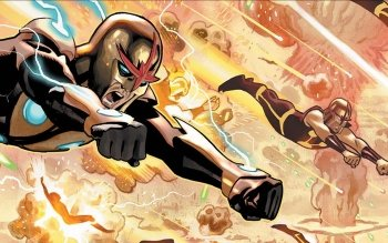 Comics - Nova Wallpapers and Backgrounds ID : 163312