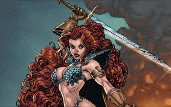 Comics - Red Sonja Wallpapers and Backgrounds ID : 163320