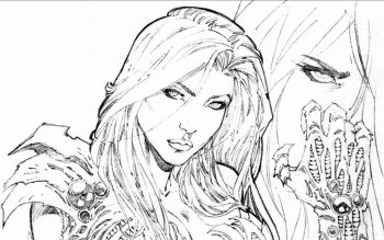 Comics - Witchblade Wallpapers and Backgrounds ID : 163342