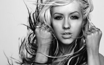 Music - Christina Aguilera Wallpapers and Backgrounds ID : 163592
