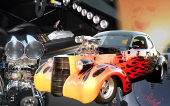 Vehicles - Hot Rod Wallpapers and Backgrounds ID : 163720