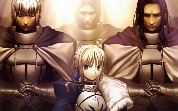 Anime Fate/Zero Fate Series Altria Gawain Lancelot HD Wallpaper | Background Image