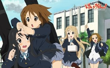 Anime - K-on! Wallpapers and Backgrounds ID : 164760