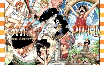 Anime - One Piece Wallpapers and Backgrounds ID : 164970