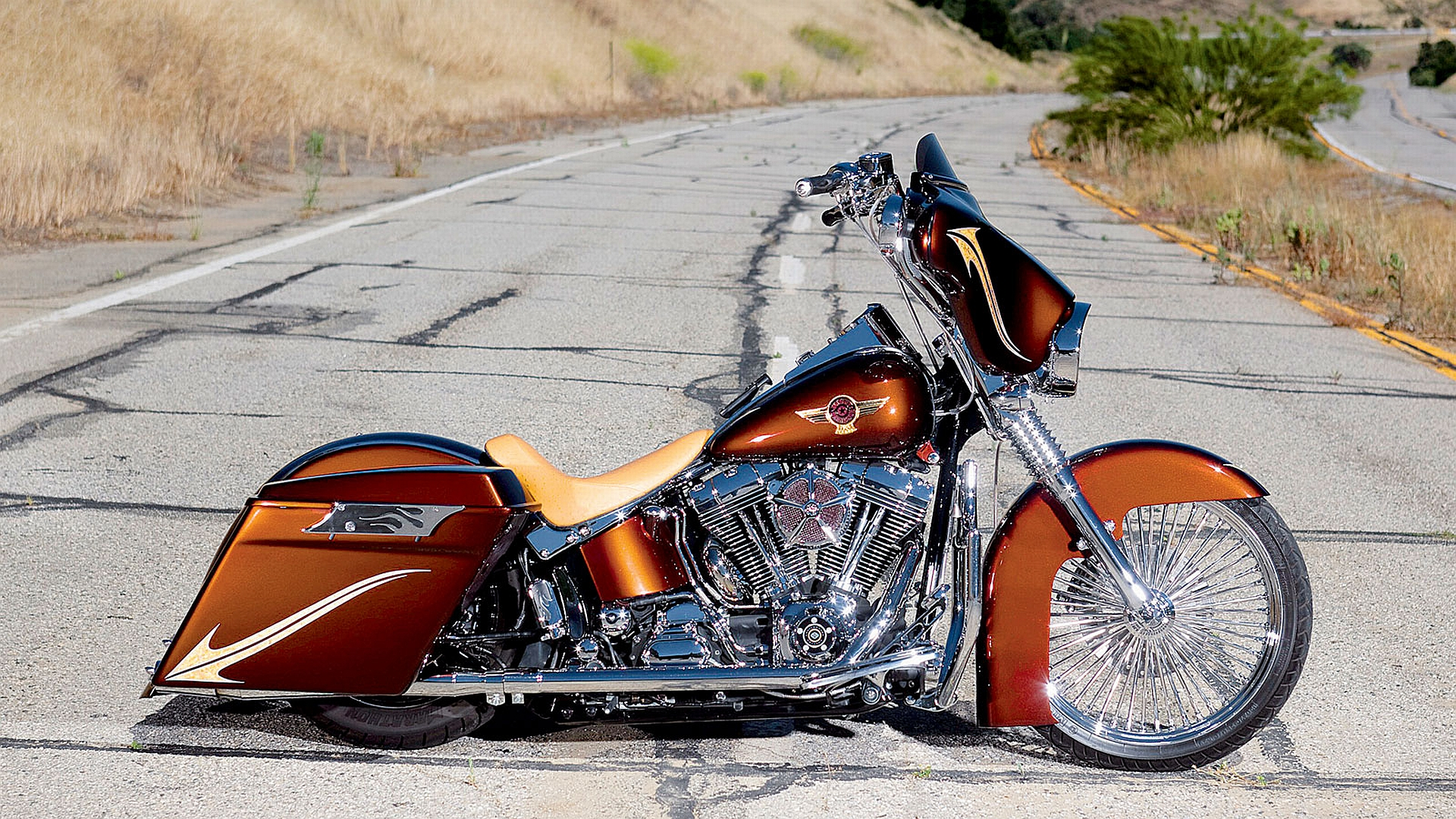 Harley-Davidson HD Wallpaper | Background Image ...