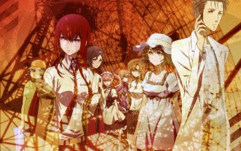 Anime - Steins;Gate Wallpapers and Backgrounds ID : 165150
