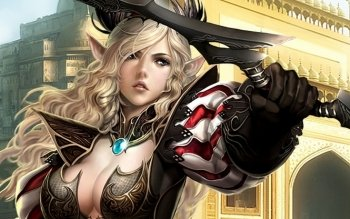 Video Game - Atlantica Online Wallpapers and Backgrounds ID : 165740