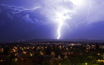 Photography - Lightning Wallpapers and Backgrounds ID : 165990