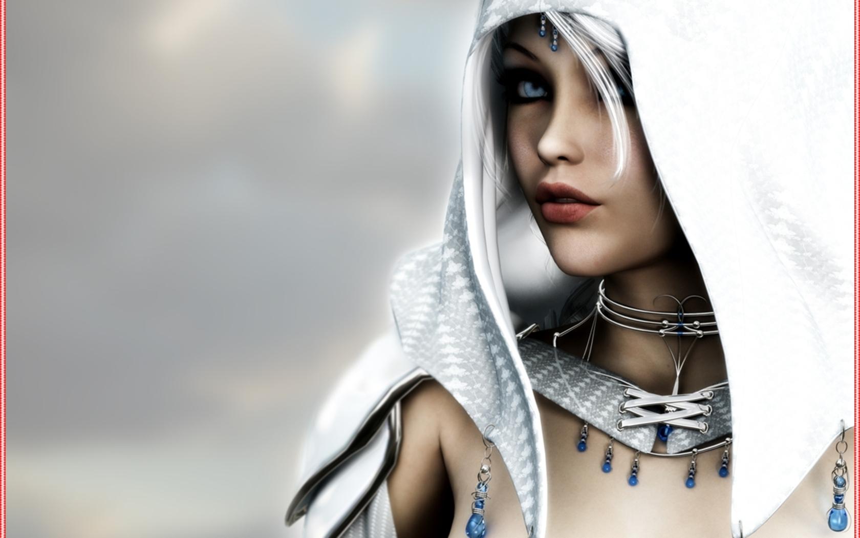 CGI - Women  Wallpaper