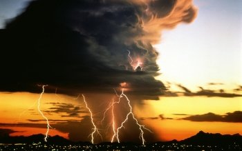 Photography - Lightning Wallpapers and Backgrounds ID : 166022