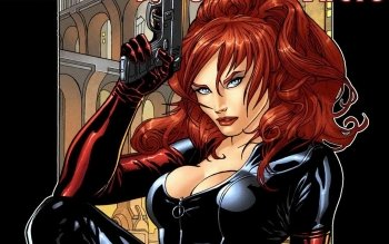 Comics - Anna Mercury Wallpapers and Backgrounds ID : 166312