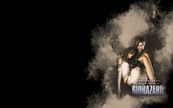 Video Game Resident Evil: The Darkside Chronicles Resident Evil Leon S. Kennedy Manuela Hidalgo HD Wallpaper | Background Image