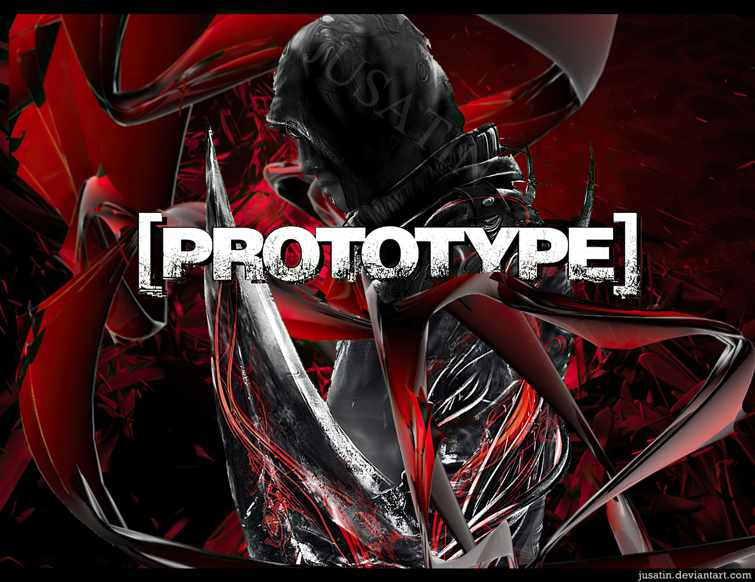 Prototype 2 Wallpapers Hd: Prototype Wallpaper And Background Image
