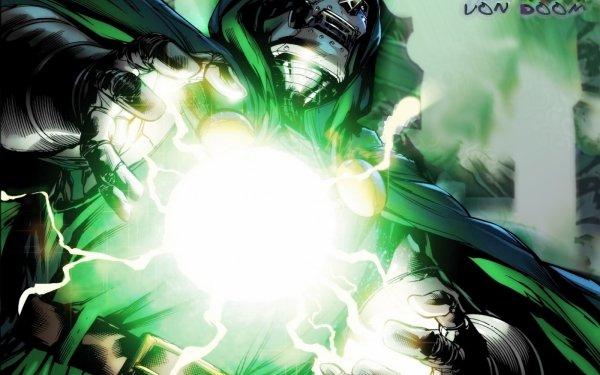 Comics Marvel Comics Victor Von Doom HD Wallpaper   Background Image