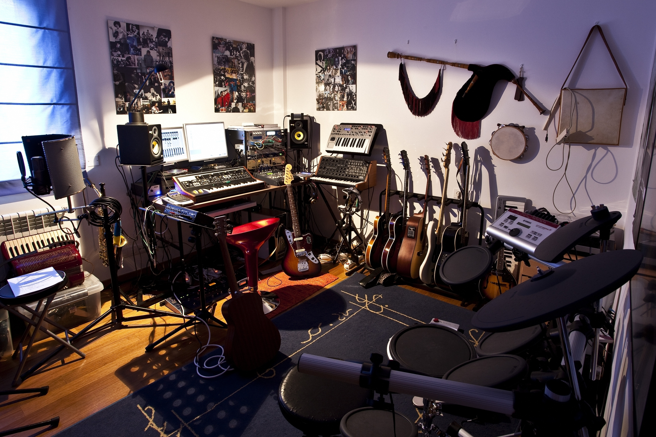 recording studio wallpaper joy - photo #49