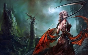 Fantasy - Women Warrior Wallpapers and Backgrounds ID : 169072