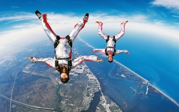 Preview Sports - Skydiving Art