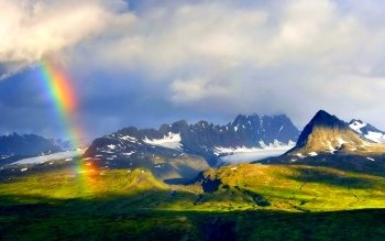 Earth - Rainbow Wallpapers and Backgrounds ID : 169682