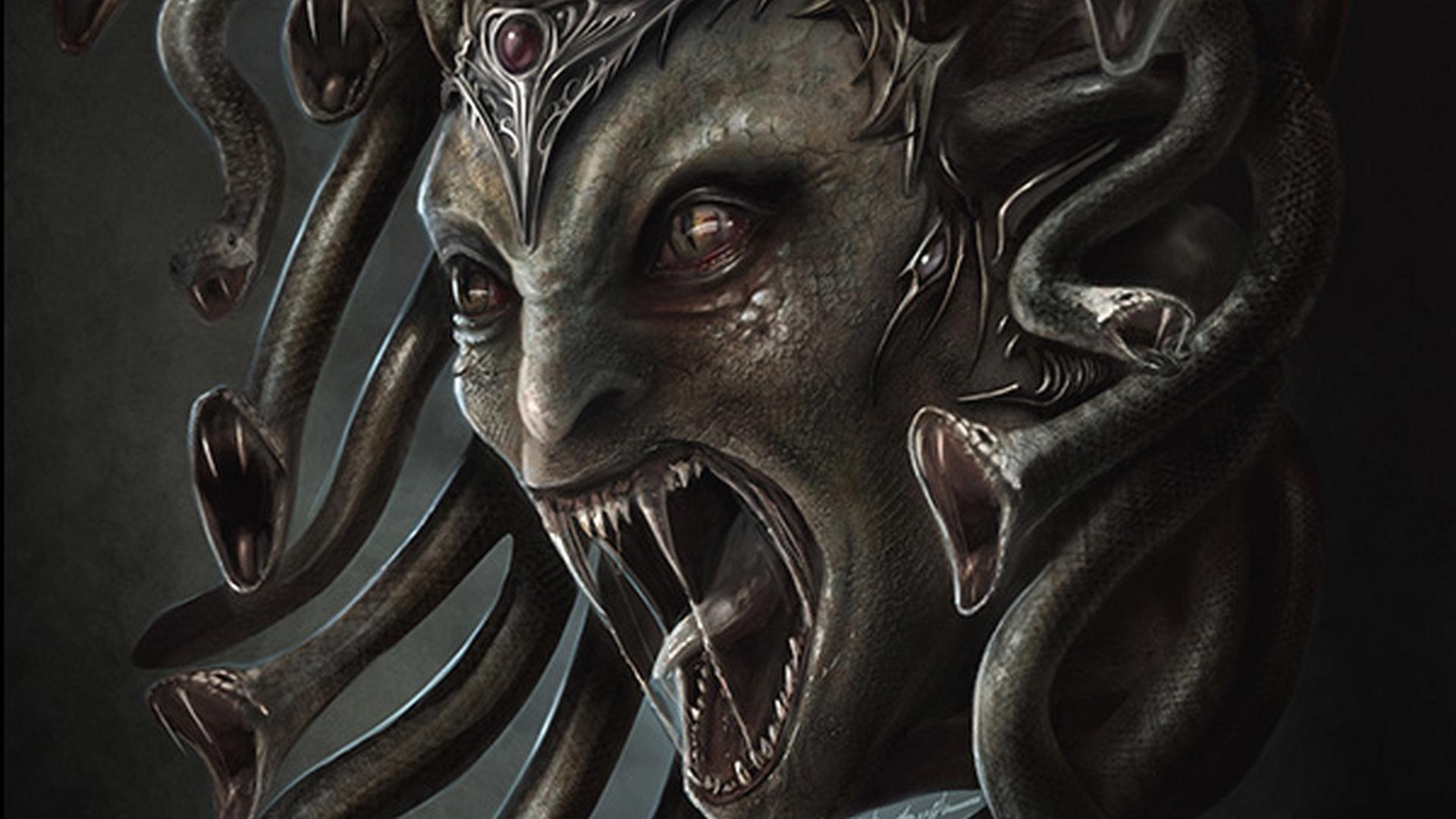 Medusa Full HD Wallpaper and Background | 1920x1080 | ID