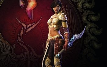 Fantasy - Women Warrior Wallpapers and Backgrounds ID : 170840
