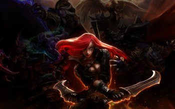 Gry Wideo - League Of Legends Wallpapers and Backgrounds ID : 171282