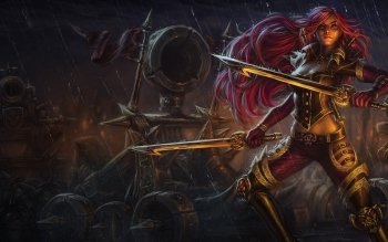 Video Game - League Of Legends Wallpapers and Backgrounds ID : 171402