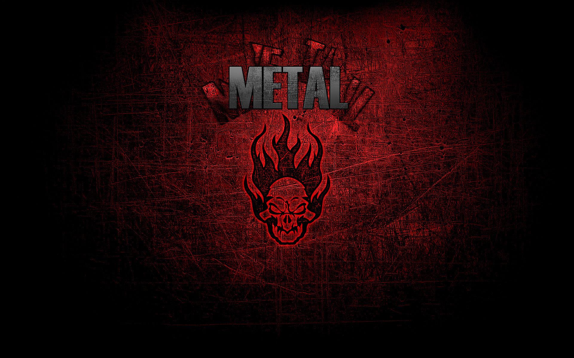 Heavy Metal HD Wallpaper