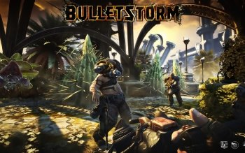 Video Game - Bulletstorm Wallpapers and Backgrounds ID : 172252