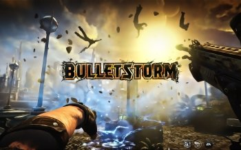 Video Game - Bulletstorm Wallpapers and Backgrounds ID : 172260