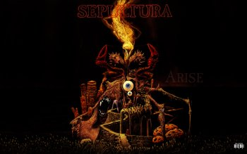 Music - Sepultura Wallpapers and Backgrounds ID : 172682