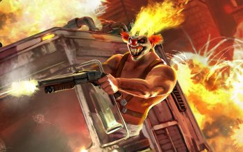 Video Game - Twisted Metal Wallpapers and Backgrounds ID : 172692