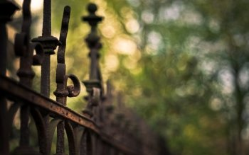 Man Made - Fence Wallpapers and Backgrounds ID : 172722