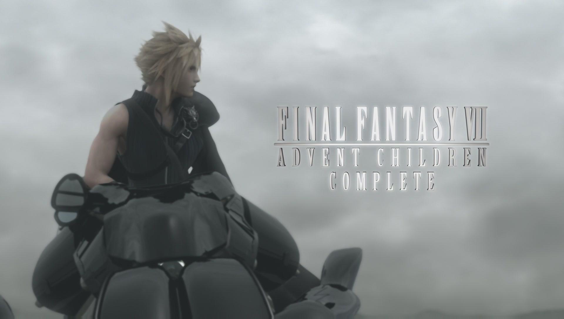 final fantasy 7 advent children movie download