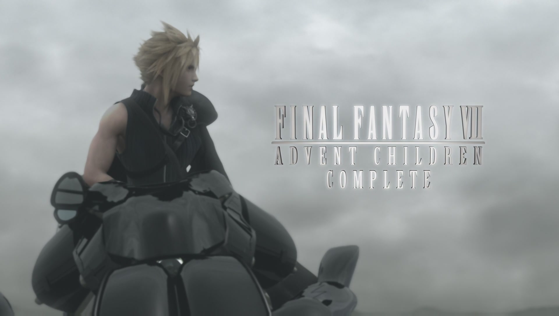 Final Fantasy Vii Advent Children Complete Hd Wallpaper
