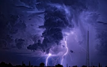 Photography - Lightning Wallpapers and Backgrounds ID : 173662