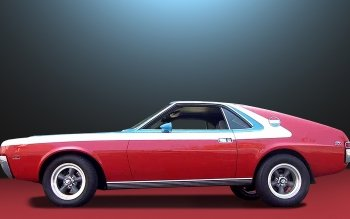 Vehicles - AMC AMX Wallpapers and Backgrounds ID : 173860